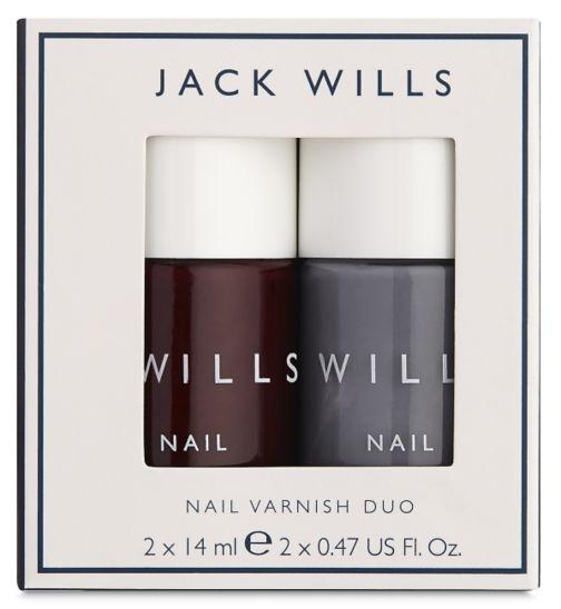 Jack Wills Nail Varnish Duo