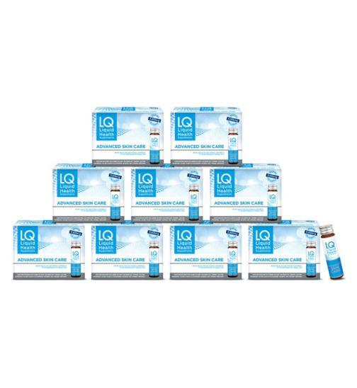 LQ Liquid Health Advanced Skin Care - 90 x 50ml Bottles