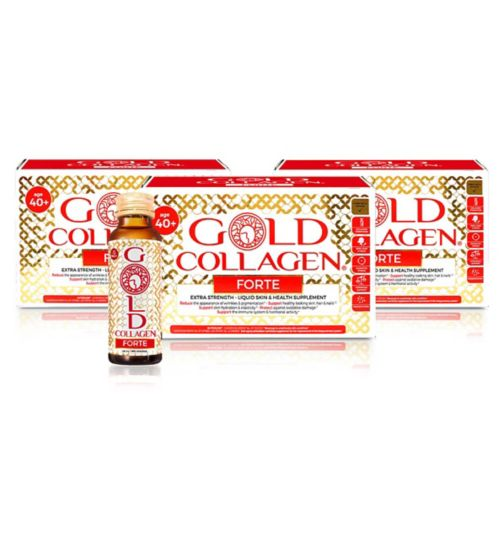 Gold Collagen Forte 30 day programme