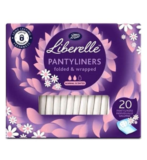 Boots Liberelle wrapped frag liner 20s