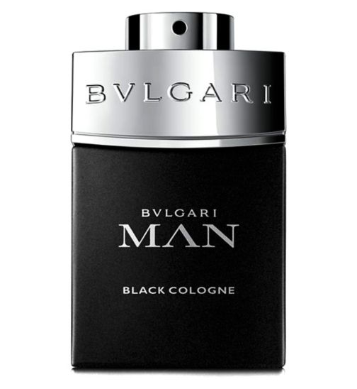 Bulgari Man In Black Cologne Eau De Toilette 60ml