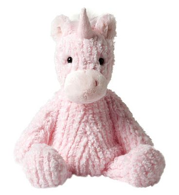 Manhattan Toy Petal Unicorn Soft Toy