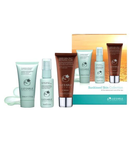 Liz Earle Sunkissed Skin Collection