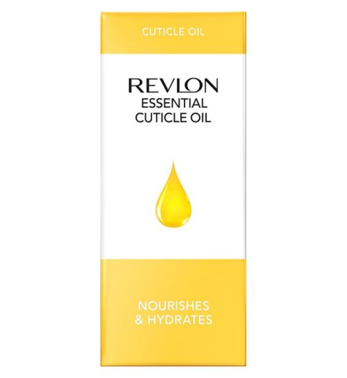 Revlon Nail Care Essential Cuticle Oil