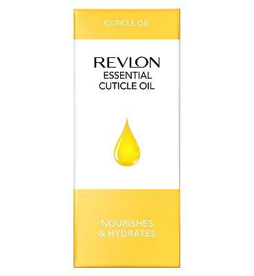 Revlon Nail Care Essential Cuticle Oil