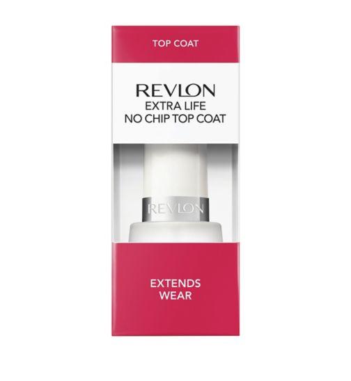 Revlon Nail Care Extra Life Topcoat