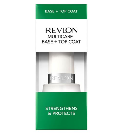 Revlon Nail Care Multi Care and Top Coat