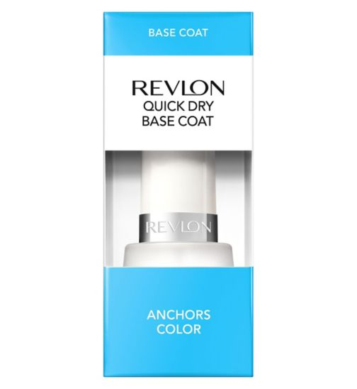 Revlon Nail Care Quick Dry Base Coat