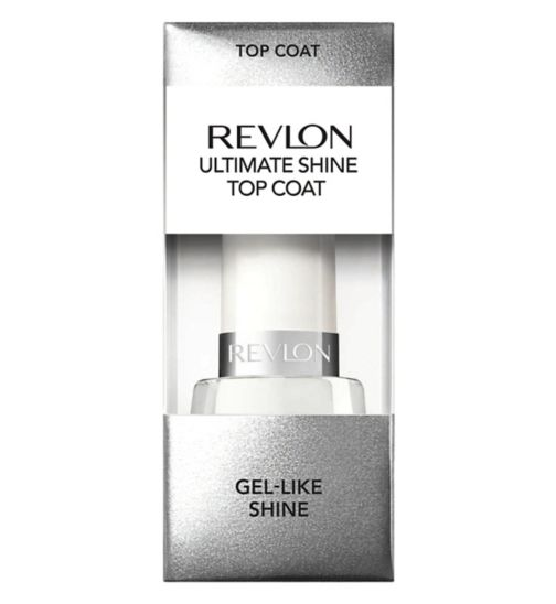 Revlon Nail Care Shine on Gloss Coat