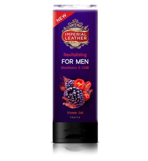 Imperial Leather Blackberry Chilli Shower For Men 250ml