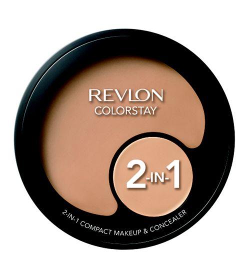 Revlon Colorstay Compact Makeup & Concealer