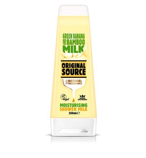 Original Source Green Banana & Bamboo Shower Milk 250ml