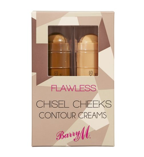 Barry M Chisel Cheeks Contour Highlighting Creams