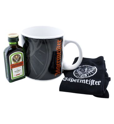Image result for jagermeister mug mini and socks