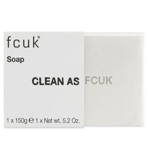 FCUK Soap