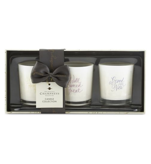 Champneys Candle Colleciton