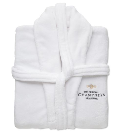 Champneys Luxury Fleece Robe