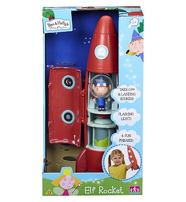 Ben & Holly's Elf Rocket