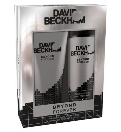 Beckham Beyond Forever Toiletry Gift Set