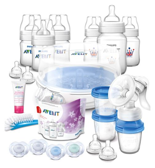 Philips Avent Classic+ Essential Set