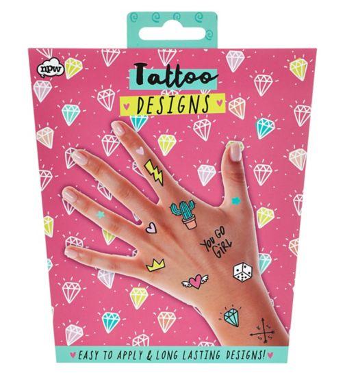 NPW henna glitter Tatts