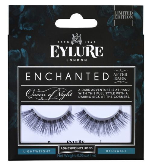 Eylure Enchanted After Dark Lashes - Queen of the Night