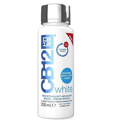 CB12 Whitening Mouthwash 250ml