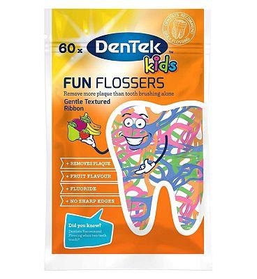 Dentek Fun Flosser 60CT