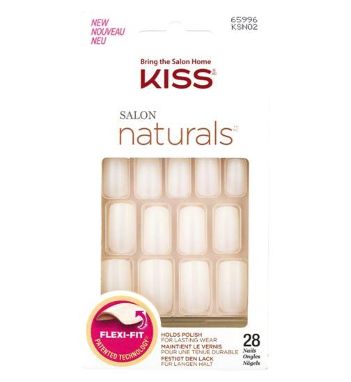 Kiss Salon Naturals Nails