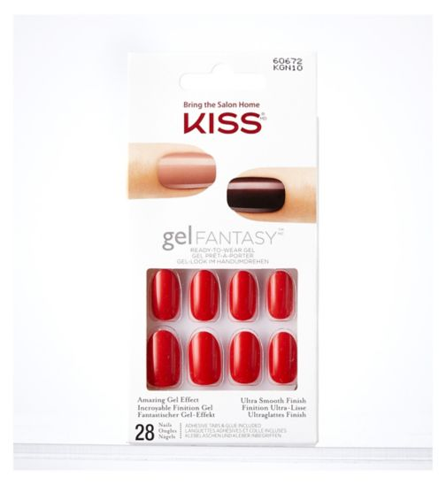 KISS Gel Fantasy Nails