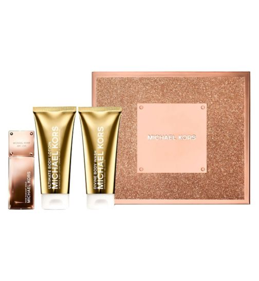 Michael Kors Collection Rose Gold Eau de Parfum 50ml gift set