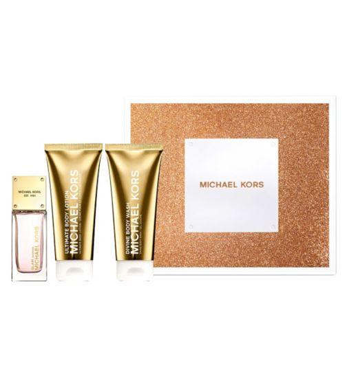 Michael Kors Collection Glam Jasmine Eau de Parfum 50ml gift set