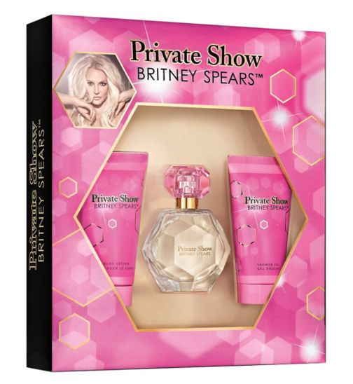 Britney Spears Private Show 30ml Eau de Parfum gift set