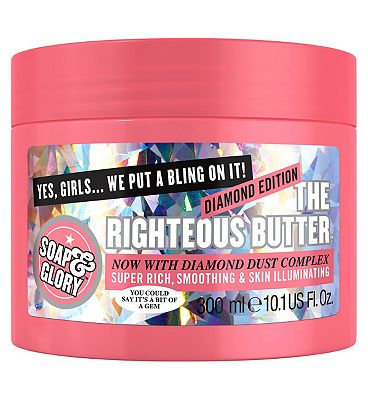 Soap & Glory The Righteous Butter Diamond Edition