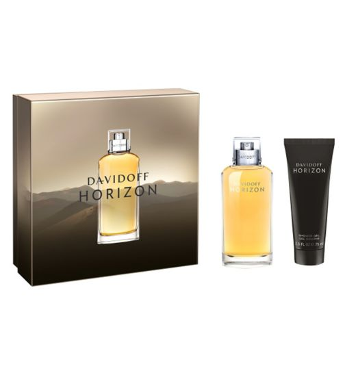 Davidoff Horizon 75ml Eau de Toilette gift set