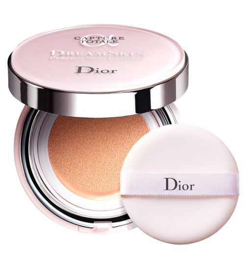 DIOR CAPTURE TOTALE Dreamskin Cushion Foundation Cream & Refill 15g