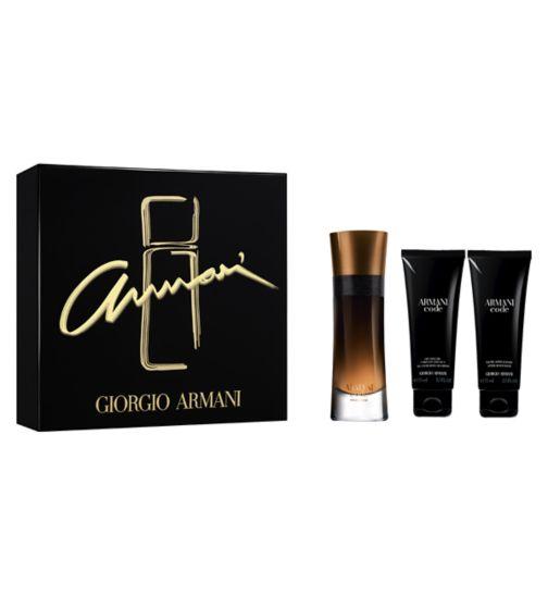Giorgio Armani Code Profumo Eau de Parfum 60ml gift set