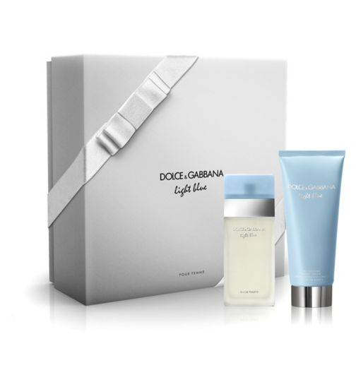 Dolce & Gabbana Light Blue Eau de Toilette 25ml gift set
