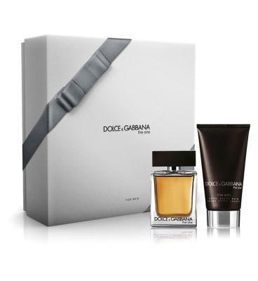 Dolce & Gabbana The One For Men Eau de Toilette 50ml gift set