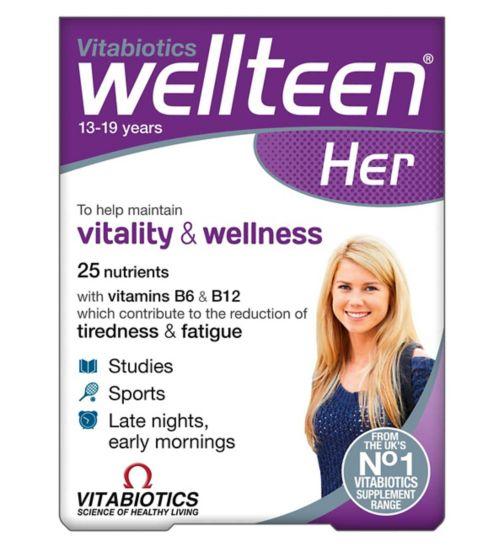 Wellteen Him - 30 tablets