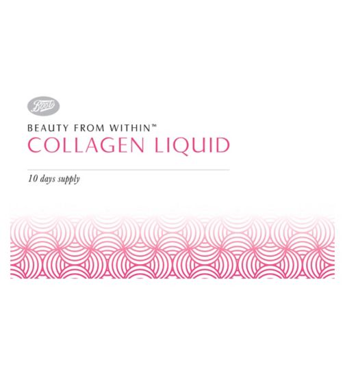 Boots Beauty From Within Collagen Liquid -  10 days supply