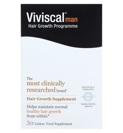 Viviscal Man Supplements - 30 tablets