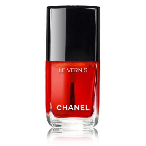 CHANEL LE VERNIS Nail Gloss 530 Rouge Radical
