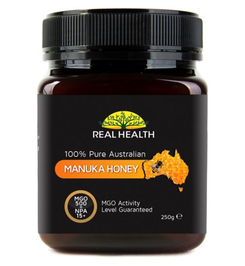 Real Health Manuka Honey MGO 500 - 250g
