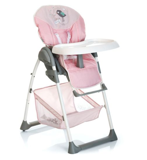 Hauck Sit'n Relax Highchair-Birdie