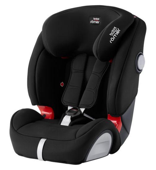 Britax Romer Evolva 123 SL SICT Car Seat - Cosmos Black