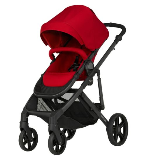 Britax Römer B-READY Pushchair - Flame Red