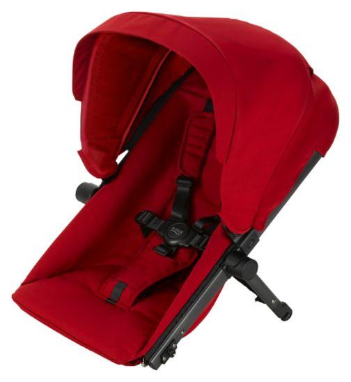 Britax Römer B-READY Pushchair Second Seat - Flame Red