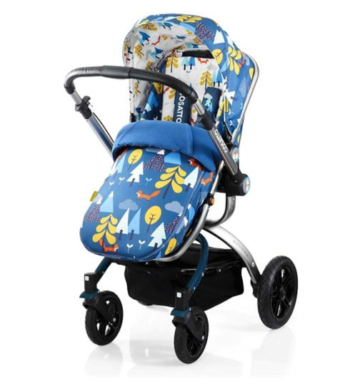 Cosatto Ooba Travel System Fox Tale
