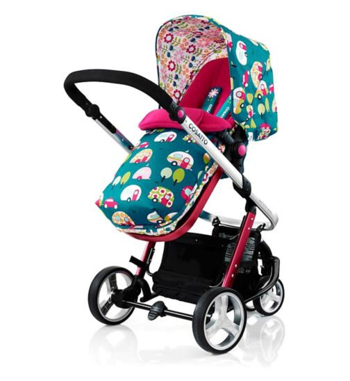 Cosatto Giggle2 Travel System Happy Campers
